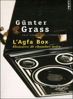 couverture du livre de GUNTHER GRASS : l'AGFA BOX