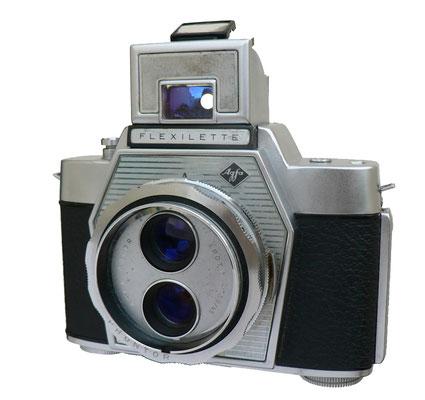 FLEXILETTE bi objectif 35 mm