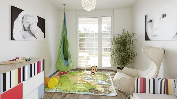 Interior Kinderzimmer