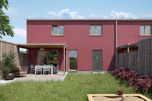 Schaubild Garten Wohnung 3