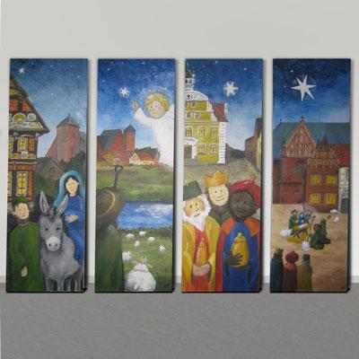 C.-W. Müller Immobilien, Weihnachten in Verden