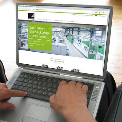 emkon. Systemtechnik, Projektmanagement GmbH, Homepage