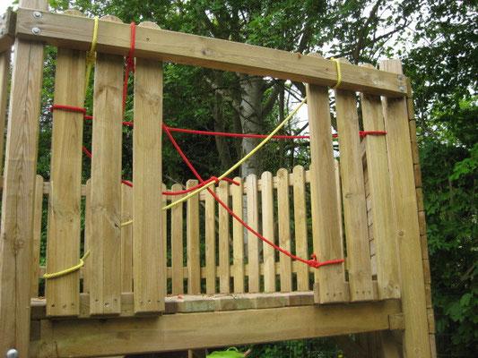 Gefährliche Seile