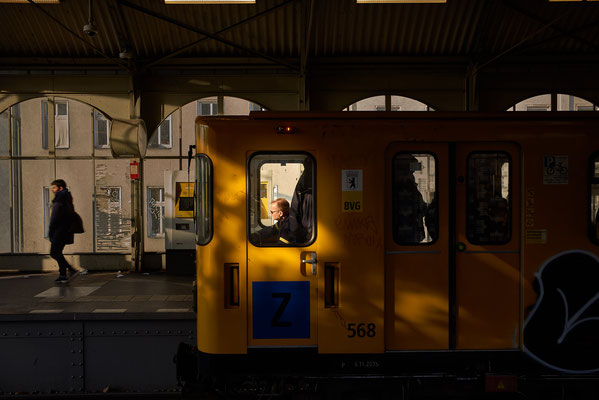 Belin, S-Bahn