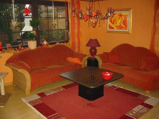 Feng Shui Planungsbüro | Wohnzimmer vorher