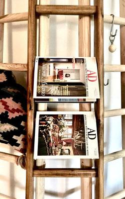 In legno Naturale o finitura Vintage, compagne ideali di una Domenica pomeriggio ...