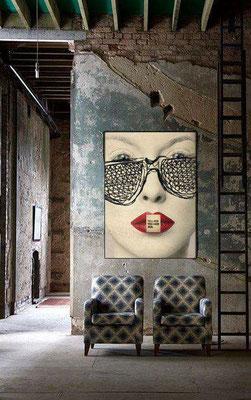 Una Scala in legno per ogni loft d'Artista che si rispetti...