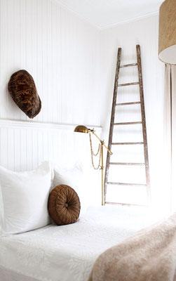 Una scala artigianale per decorare in stile vintage & country style ...