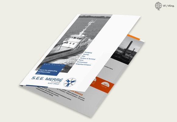 S.E.E MERRÉ • Plaquette Commerciale - Nord sur Erdre