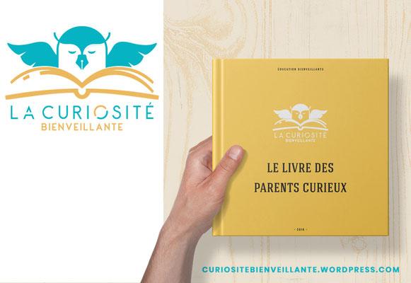 LA CURIOSITÉ BIENVEILLANTE•Identité visuelle-France