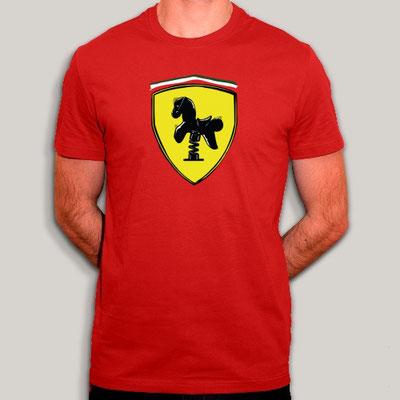 Tee-shirt Ferrari