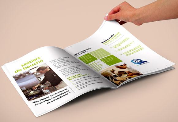 SOLLIE CONSEIL • Brochure d'activité - Loire-Atlantique