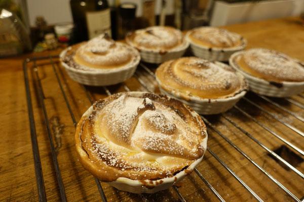 Zitronen-Baiser-Tartelettes Mädchenvöllerei Pi mal Butter Saarland Rezepte Rezeptideen kochen Foodblog Blogger
