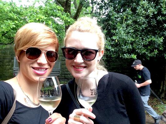 Weinzeit Staden Saarbrücken Pi mal Butter Mädchenvöllerei