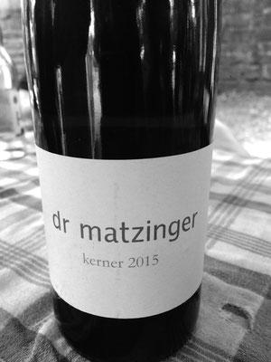 dr matzinger Matthias Jacoby Perl Wein kerner 2015 Pi mal Butter Mädchenvöllerei