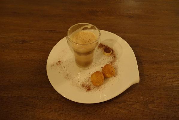 Espresso Parfait - Pi mal Butter Mädchenvöllerei