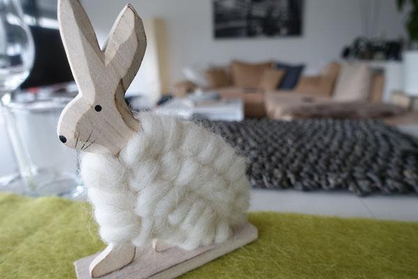 Pi mal Butter Mädchenvöllerei Hase Ostern