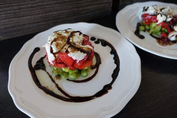Mädchenvöllerei Pi mal Butter Foodblog Blog Saarland Spargel Erdbeeren Salat