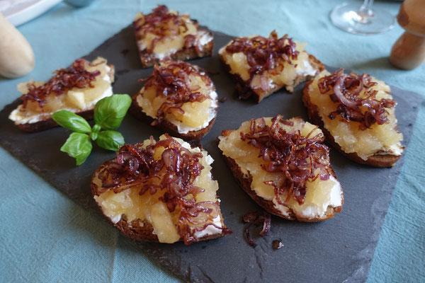 Bauernbrot mit Apfelchutney Pi mal Butter Mädchenvöllerei Foodblog Blogger Essen Kochen Rezepte Rezeptideen