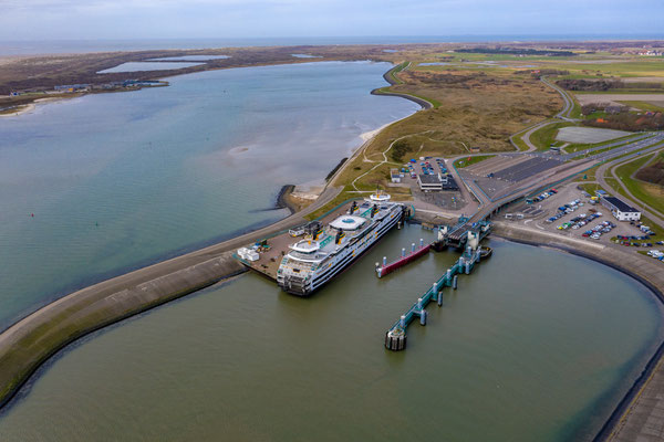 Veerhaven van de TESO 't Horntje.