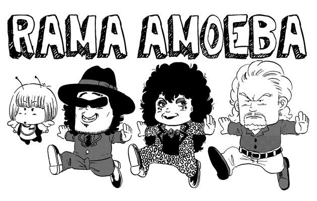RamaAmoeba/鳥山明風