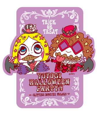 HEESEY&ROLLY/Halloween2014