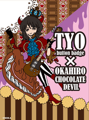 TYO/OKAHIRO×CHOCOLATE DEVIL