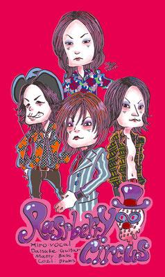 Raspberry Circus