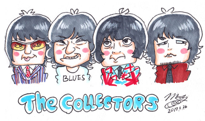 The Collectors!!