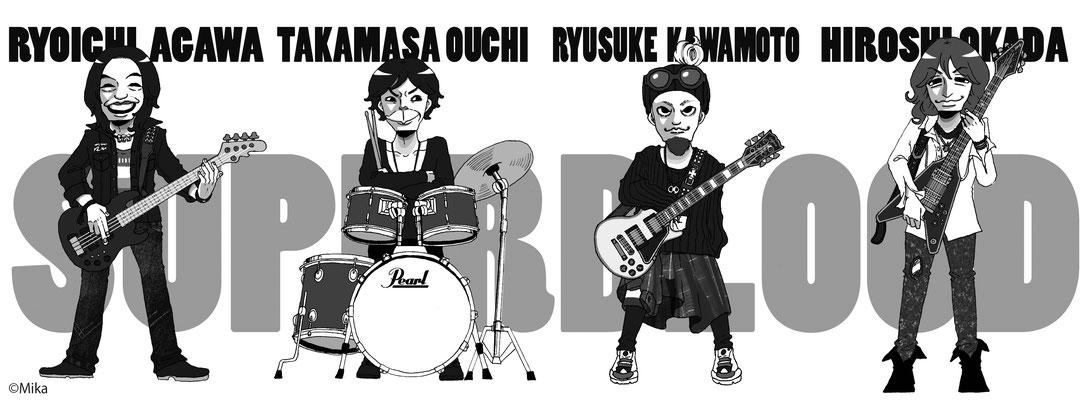 SUPER BLOOD/TOKYO3DAYS!!