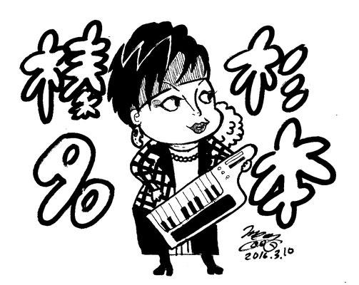 パブロックスミス/杉本榛名さん!!