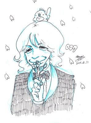 KISS THE WoRLD007/春のキザワ!OKAHIROさん!!!!!