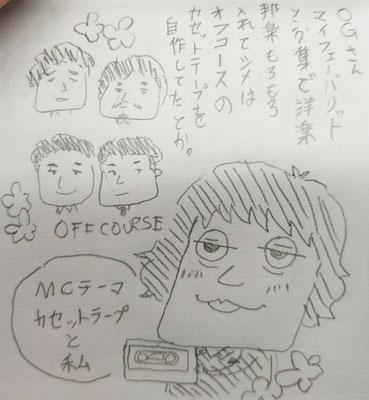 The HIGH/2016.4.14@fandango mcテーマ「カセットテープと私」ヒロノさん編