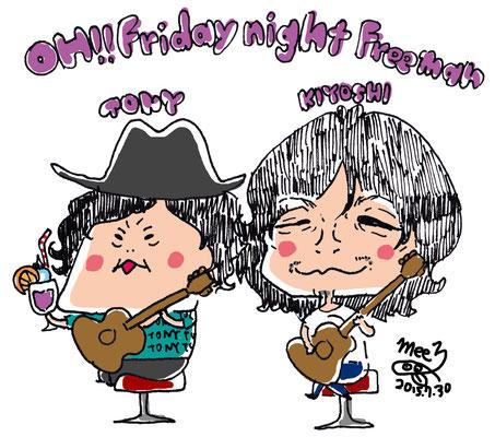 KIYOSHI&TONY