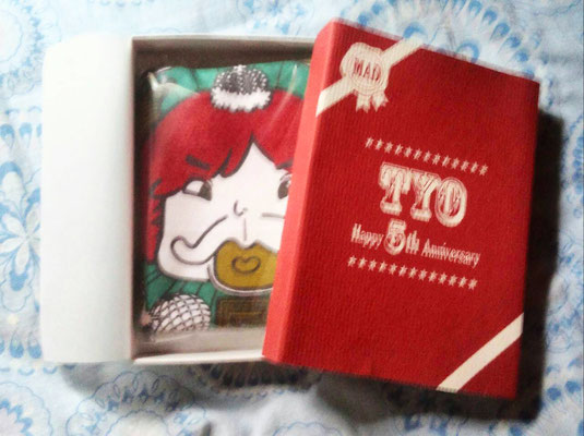 TYO/5周年記念タオルとパッケージMADバージョン/2014