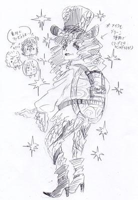 タートルグラムファッション秋間さん!!