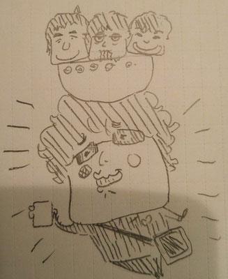 The HIGH/ごきげんマティさん