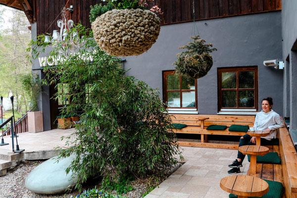 Außergewöhnliches Hotel im bayerischen Wald
