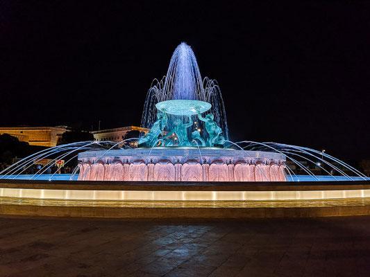 Troton Brunnen Valletta