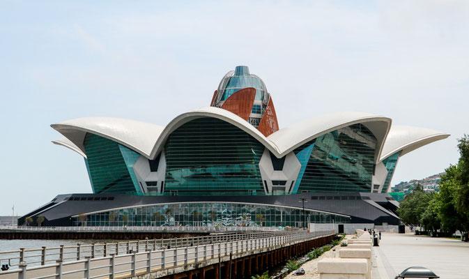 Baku Lotusblume Mall