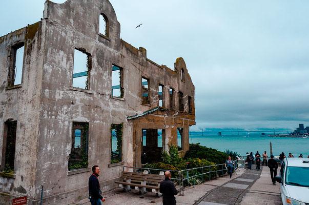 Alcatraz Gefängnis San Francisco