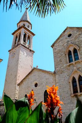Altstadt von Budva
