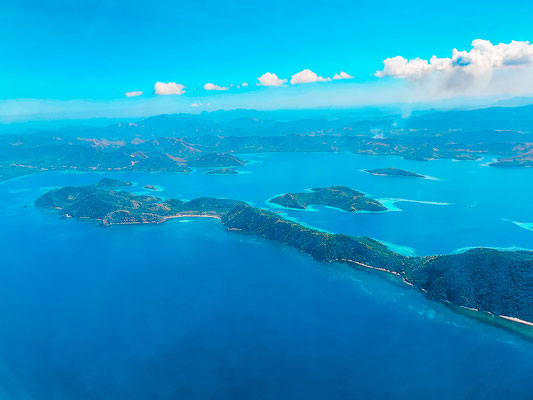 Inseln um Busuanga Island