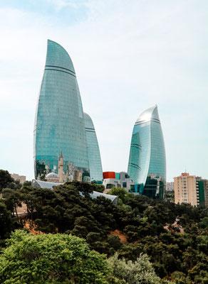 Baku Sehenswürdigkeiten