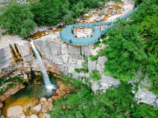 Okatse Wasserfall Tipps