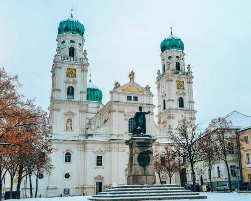 Passauer Dom mit der größten Orgel der Welt