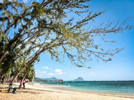 Strände im Norden von Mauritius