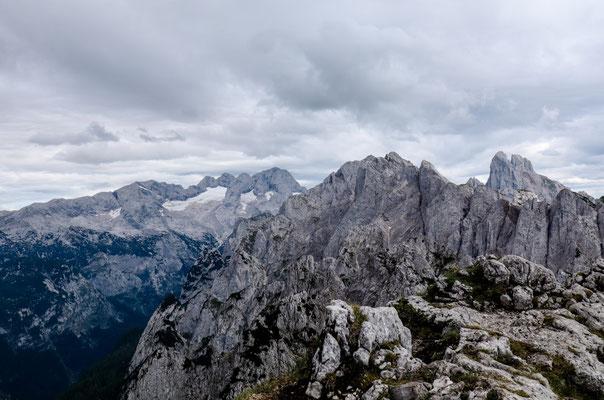 Aussicht Gipfel Donnerkogel