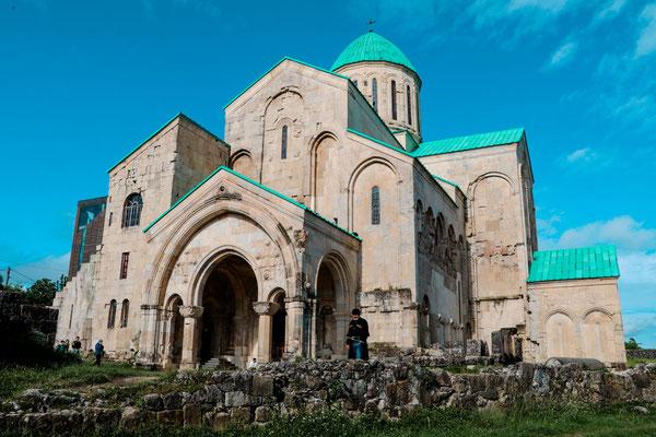 Kutaisi Reisetipps Bagrati Kirche