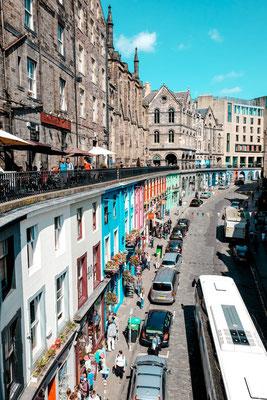 Edinburgh Reisetipps, die besten Sehenswürdigkeiten
